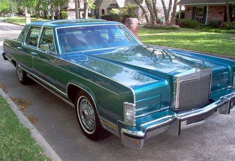 auto body repair training 1992 lincoln continental navigation system 1979 lincoln continental town car