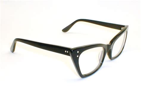Cat Eye Glasses 2 vintage cat eye glasses eyeglasses 1950s 60s
