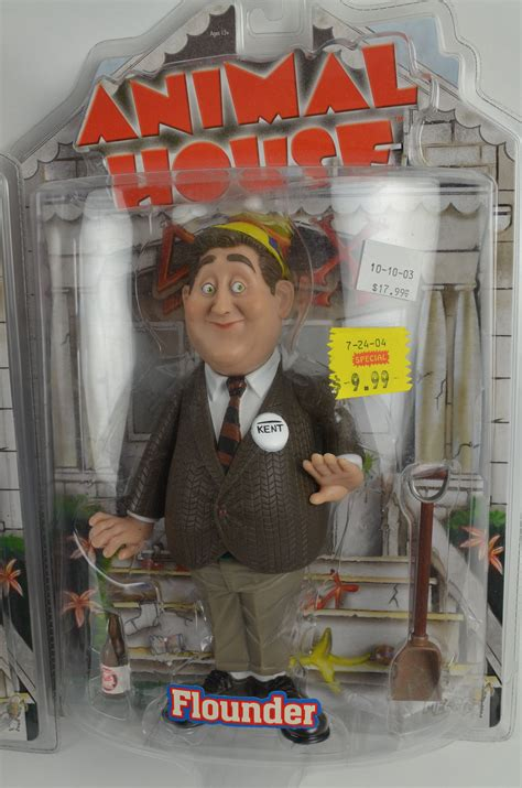 who played d day in animal house lot detail caddyshack animal house action figure collection w original packaging