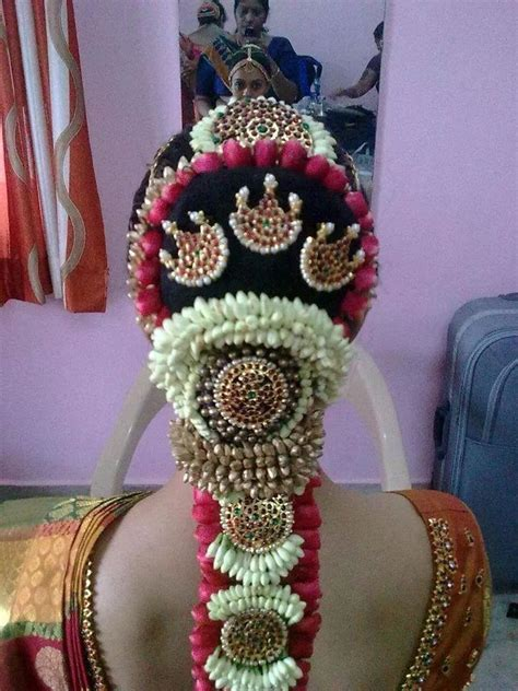 bridal jadai hairstyles 125 best images about jadai alankaram ideas on pinterest