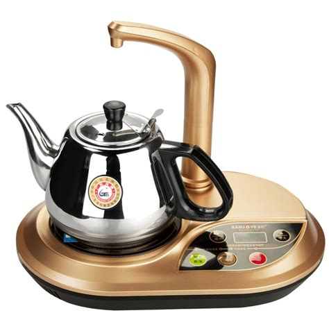 induction heater kettle d12 automatic electric teapot electric water heater electric tea kettle cooker props jpg