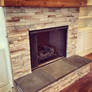 Indoor Stone Fireplace indoor stone fireplace makover masters stone group