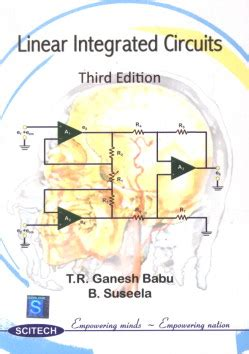 linear integrated circuits by roy choudhury books linear integrated circuits ganesh babu 28 images linear integrated circuit by d roy