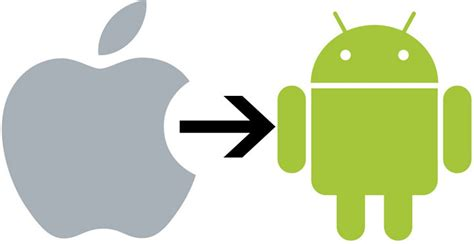 switching from android to apple apple isn t creating tool to help iphone users switch to android mac rumors
