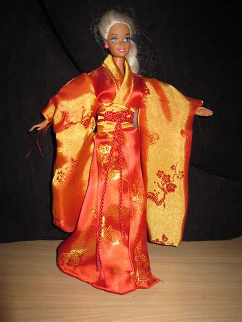 kimono pattern for barbie barbie kimono by kara023 on deviantart