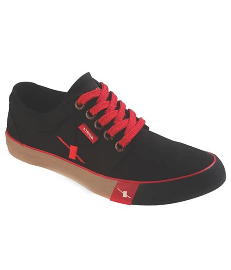 sparx black canvas shoes price in india buy sparx black
