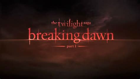 For Part I by Breaking Part 1 Wallpaper Twilight Series Wallpaper