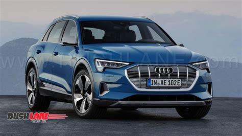 Audi Electric Car by Audi Etron Electric Car Debuts Tesla Rival Suv Does