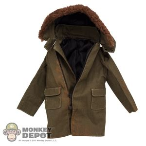 Blackbox Parka Brown Monkey Depot Jacket Coo Models Weathered Green Parka Coat
