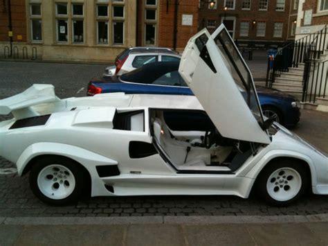 Where To Buy Lamborghini Replicas Lamborghini Countach Replica Till Salu V12a 5 Vxl