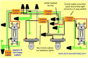 Switched Sconces 3 Way Switch Wiring Question Electrical Diy Chatroom