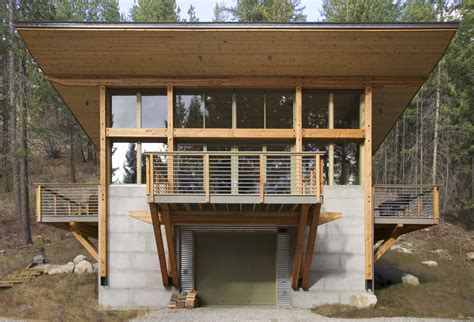 Small Cabin House Plans by Gallery Of Wintergreen Cabin Balance Associates
