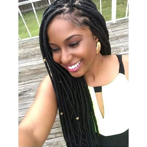 best hair for foux locks faux locs pinterest xpiink goddess hot locs