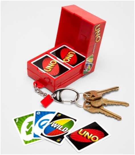 Unos Gift Card - swissmiss mini uno card game