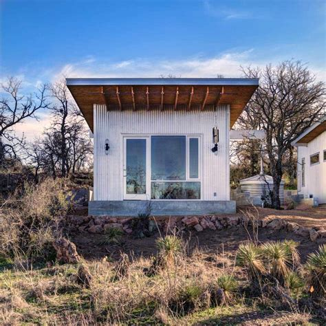 micro cottages llano exit strategy a shared cabin compound matt garcia