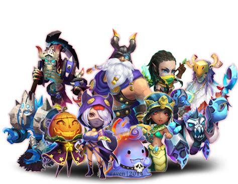 castle clash best heroes raven heroes1 png
