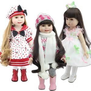 Baby toys birthday gift for girls as american girl dolls many dolls