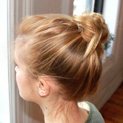 best way to put up hair for gymnastics meet easy hairstyles for the gym how to instructions shape