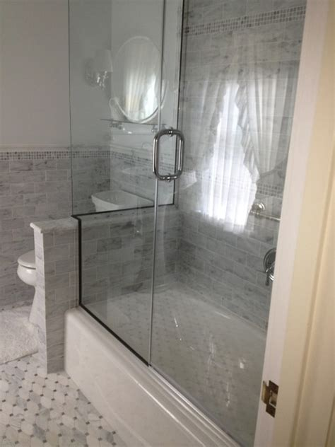 Carrara Marble Bathroom Ideas Bianco Carrara Marble