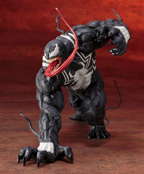Kotobukiya Mk208 Artfx Venom Marvel kotobukiya venom artfx statue photos up for order marvel news