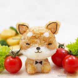 Fall Decorating Projects - cute foodies fun food design ideas turning rice balls into edible decorations