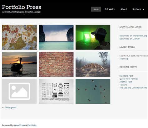 wordpress themes graphic design portfolio free 15 best free portfolio wordpress themes templates 2018