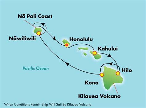 cruise hawaiian islands 2019 pga tour tournament of chions two days plus