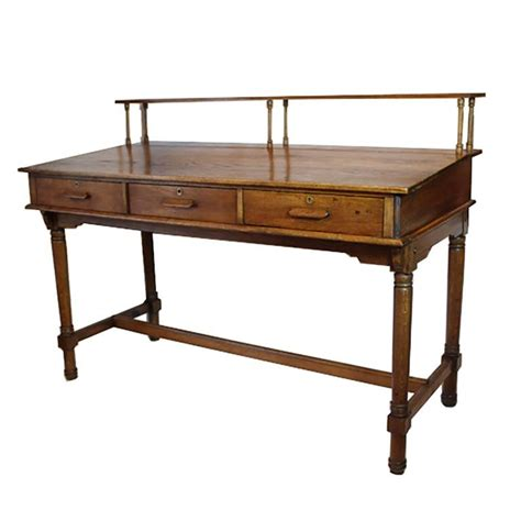 standing desks for sale early 20th century monumental standing desk for sale at 1stdibs