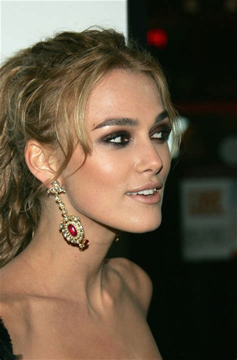 Pride And Prejudice Hairstyles by More Pics Of Keira Knightley Ponytail 16 Of 42