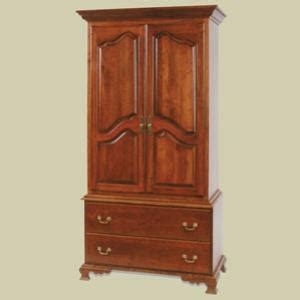 hardwood armoire 17 best images about armoires wardrobes mennonite
