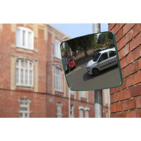 miroir sortie parking miroir sortie garage ou parking 40x30 cm mottez b314prec norauto fr