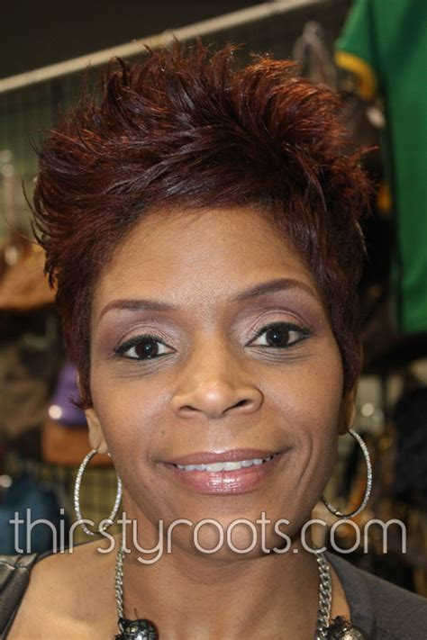 hairstyles for black 50 years short hairstyles for over 50