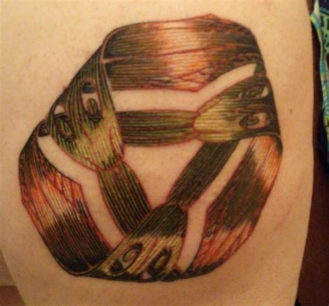 mobius strip tattoo mobius by mc escher rendered by steve o yelp