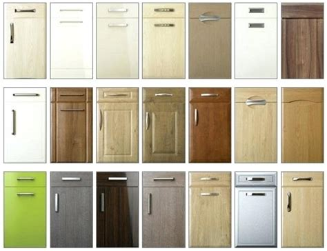 Kitchen Cabinet Fronts Only