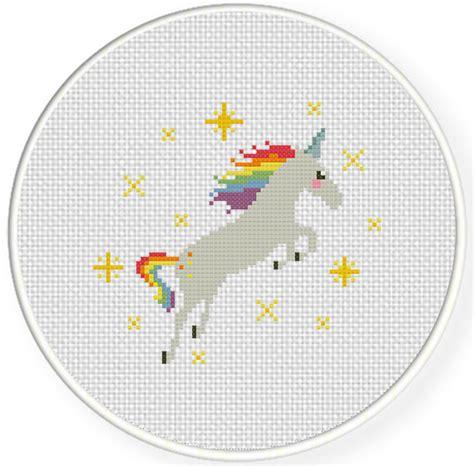 unicorn cross stitch pattern lovely unicorn cross stitch pattern daily cross stitch