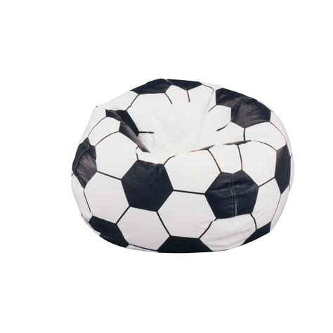 soccer bean bag bean bag factory soccer bean bag chair cover