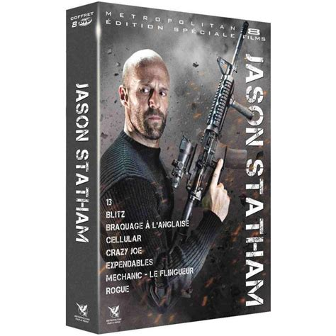 regarder film jason statham coffret jason statham 8 films dvd bluray dvd action