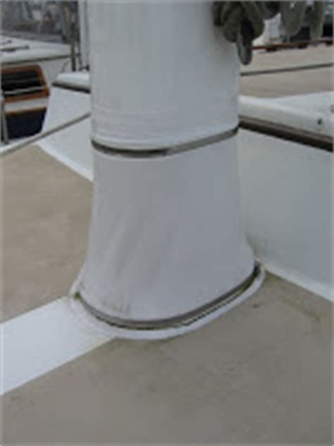 boat canvas leaking windborne in puget sound how to cut a mast boot