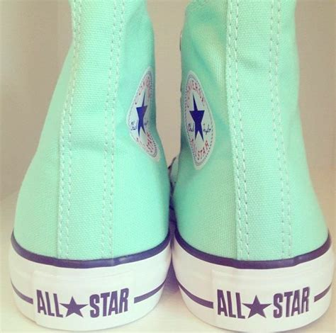 mint colored converse 17 best images about converse all styles on