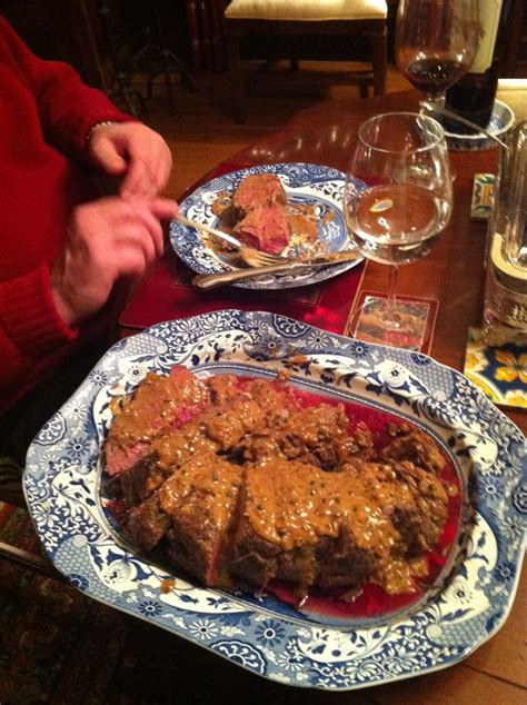 tyler florence recipes steak au poivre tyler florence s recipe things i ve made pinterest tyler florence recipes