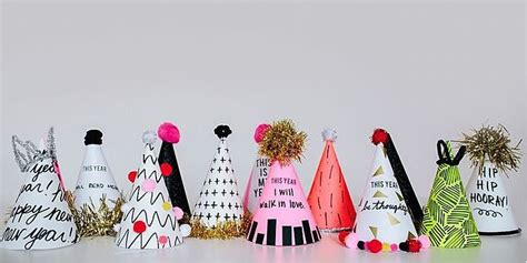 how to make new year hats 18 crafts to make new year s for the