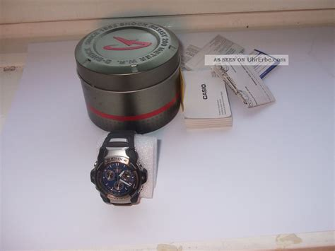 Casio G Shock Gwn1100 casio g shock funk solar gs 1100 1aer 4777 bis