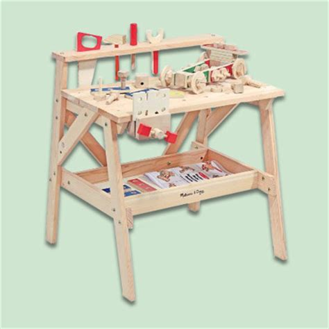 pdf diy kids wooden workbench plans download king size