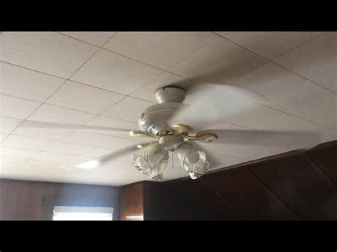 redington iv 52 ceiling fan hton bay redington iv ceiling fan 52 quot 1 of 2