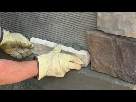 install veneer stone youtube