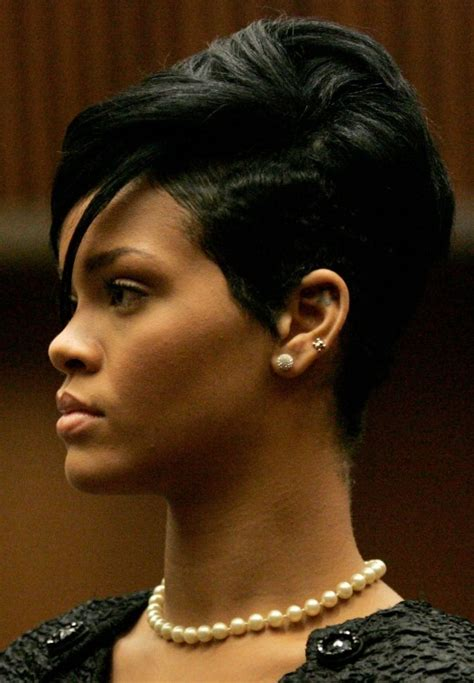 latest hairstyles uk hairdressers gallery new gallery of rihanna hairstyles that you may have missed