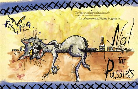 flying brewery ralph steadman flying www pixshark images galleries with a bite