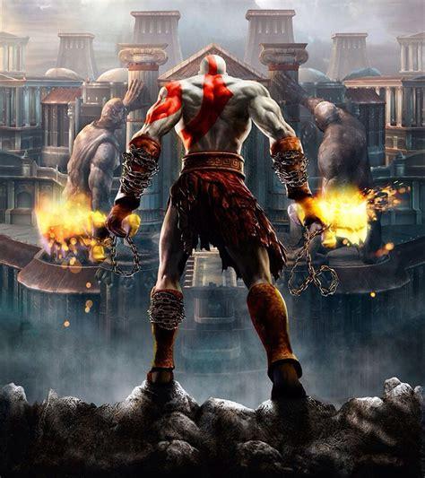 imagenes de kratos wallpaper las mejores 30 im 225 genes de kratos de god of war im 225 genes