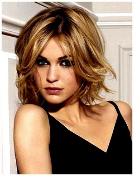 pelo medio cortes y peinados cortes de pelo mujer medio corto