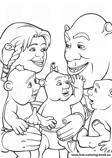 shrek coloring pages online coloring pages shrek page 2 printable coloring pages